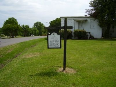 Gaston County Home Marker image. Click for full size.