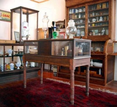 Second Floor Apothecary Collection Photo, Click for full size