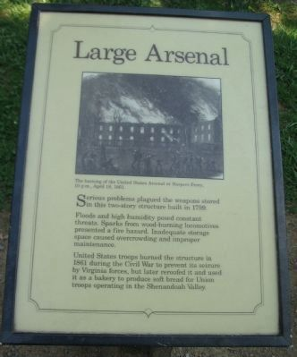 Large Arsenal Marker image. Click for full size.