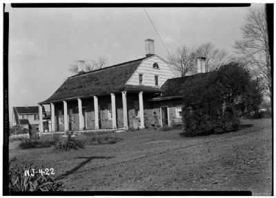 The house in 1938 Photo, Click for full size