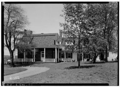 The house in 1936 image. Click for full size.