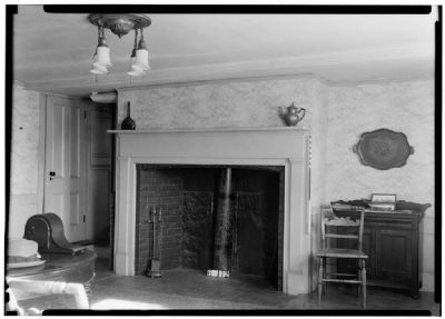 Kitchen, De Mott – Westervelt House image. Click for full size.