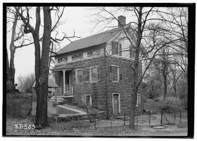 The house in 1939. image. Click for full size.