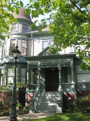 Peter N. Remillard House (Constructed 1887) Photo, Click for full size