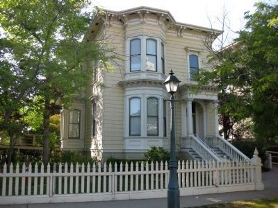 William Bartling House (Constructed 1870-71) Photo, Click for full size