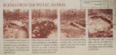 Scenes of the 1952 Excavation image. Click for full size.