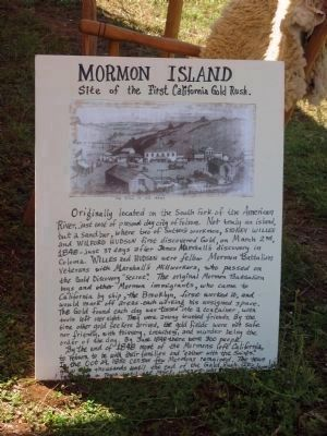 Mormon Island Photo, Click for full size