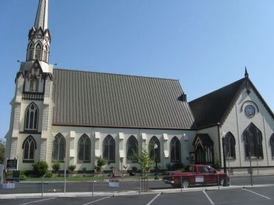Third Street View of the Church image. Click for full size.