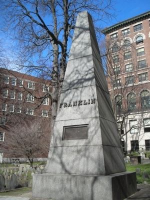 Example of an Obelisk Monument Photo, Click for full size