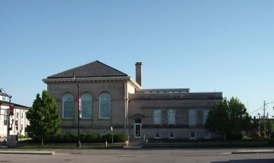 South End - - Carnegie (Library) Museum Building image. Click for full size.