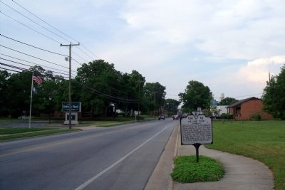 South Main Street (facing north) image. Click for full size.