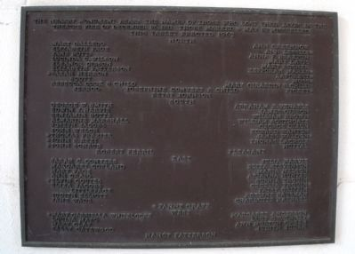 Monumental Church Monument Tablet image. Click for full size.