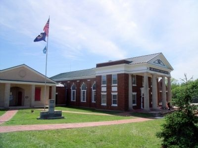 Amelia County Court House Photo, Click for full size