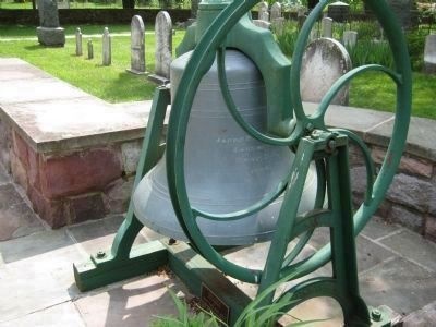Bell at St. Thomas Episcopal image. Click for full size.