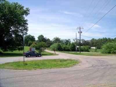 Jetersville Rd & Amelia Springs Rd (facing north) Photo, Click for full size