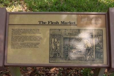 Frederica 's The Flesh Market ( Butcher Shop ) Photo, Click for full size