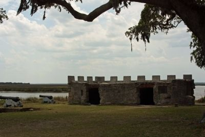 Frederica - The Fort image. Click for full size.