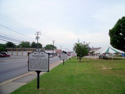 North Main Street (facing north) image. Click for full size.