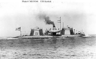 USS Keokuk image. Click for full size.