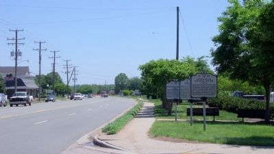 Midlothian Turnpike (facing east) image. Click for full size.