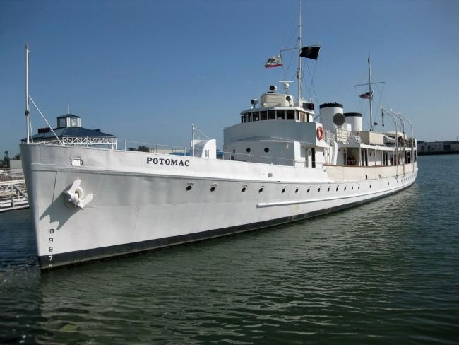 The USS Potomac Photo, Click for full size
