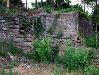 Multi-tiered Stone Foundation image. Click for full size.