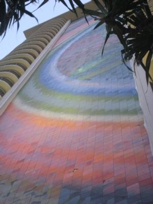 Rainbow Mural image. Click for full size.