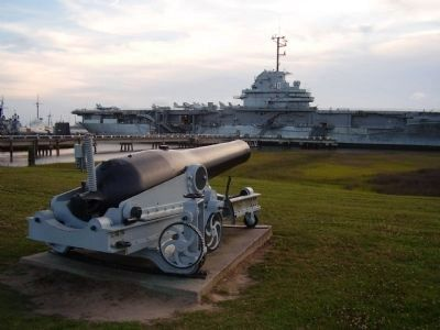 Patriots Point Naval & Maritime Museum image. Click for full size.