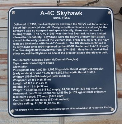 A4C Skyhawk Marker image. Click for full size.