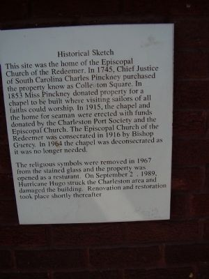 Historical Sketch Marker image. Click for full size.