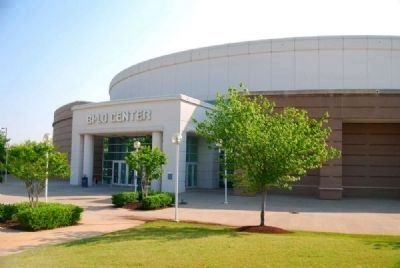 The Bi-Lo Center -<br>Built in 1997-1998 to Replace the Memorial Auditorium<br>Cost: $67 million Photo, Click for full size
