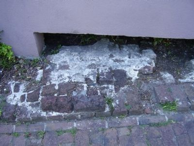 Old Brickwork of the Church image. Click for full size.