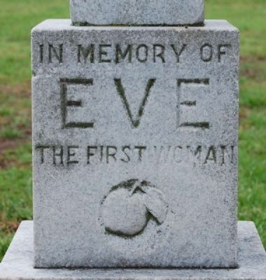 Eve Marker Photo, Click for full size