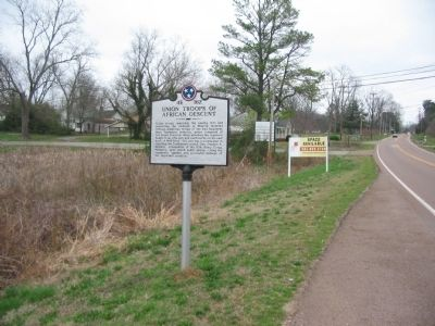 Back of Marker at Old Location image. Click for full size.