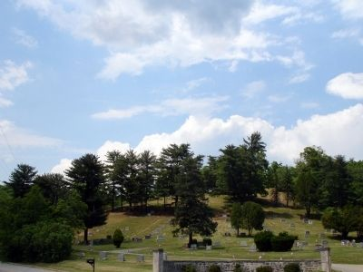 Hillcrest Cemetery Photo, Click for full size