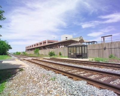 College Park Metro Station image. Click for full size.