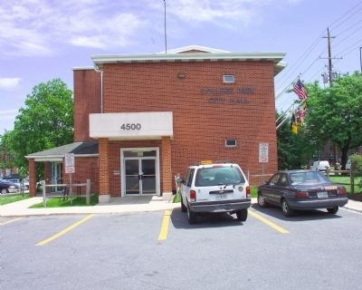 College Park City Hall image. Click for full size.