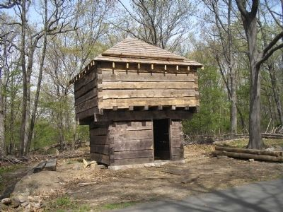 American Blockhouse image. Click for full size.