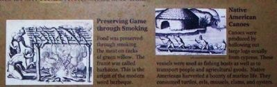 Preserving Game through Smoking Photo, Click for full size
