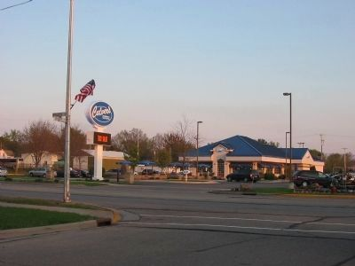 Site of First Culver's image. Click for full size.