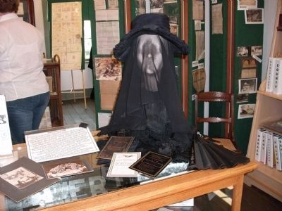 "Exhibit of "" Mourning Attire "" image. Click for full size."