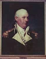 Commodore Barry - U.S. Navy Photograph of portrait by Gilbert Stuart (1755-1828), circa 1801 Photo, Click for full size
