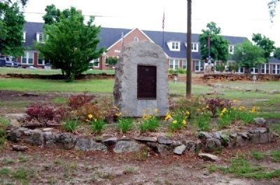 Gist Rifles Monument image. Click for full size.