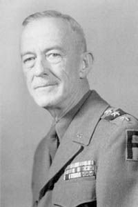 General Courtney H. Hodges Photo, Click for full size