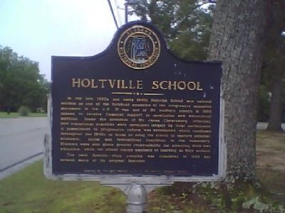 Holtville School Photo, Click for full size