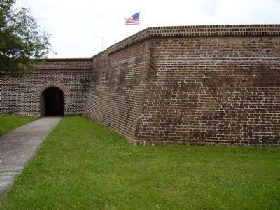 Fort Moultrie Photo, Click for full size