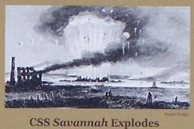 <b> CSS<i> Savannah </i> Explodes </b> Photo, Click for full size