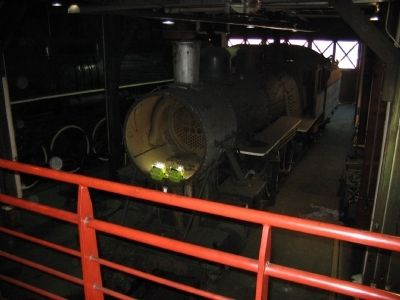 One of the Locomotives in the Shop image. Click for full size.