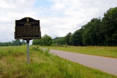 Dorsey Marker Photo, Click for full size