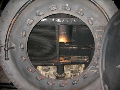 Boiler of No. 2846 image. Click for full size.